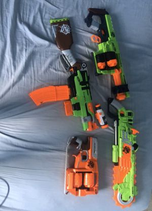 Nerf Guns for Sale in Gaithersburg, MD