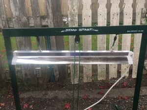 Fluorescent grow light for Sale in South Hill, WA