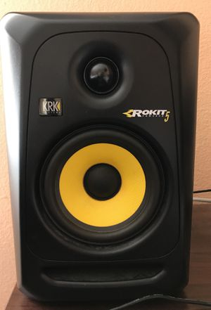 "KRK ROKIT 5 G3 5"" Powered Studio Monitors for Sale in Beverly Hills, CA"
