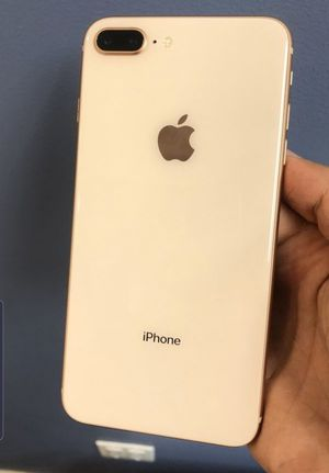 "iPhone 8 plus 64GB FACTORY UNLOCKED"" Like new with warranty for Sale in Silver Spring, MD"