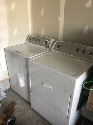 Whirlpool washer and Dryer set for Sale in Sterling, VA