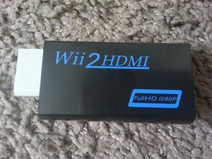 Nintendo Wii to HDMI Adapter for Sale in Fountain Valley, CA