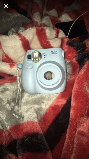 Instax mini 7s camera for Sale in West Peoria, IL