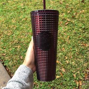 Starbucks Berry Plum Grid for Sale in Houston, TX