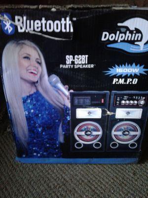 Dolphin Bluetooth Speaker 1600watts for Sale in Oakley, CA