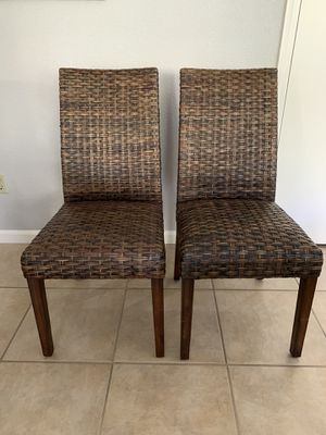 Wicker Chairs for Sale in San Ramon, CA