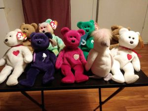 Collectable beanie babies for Sale in Atlanta, GA