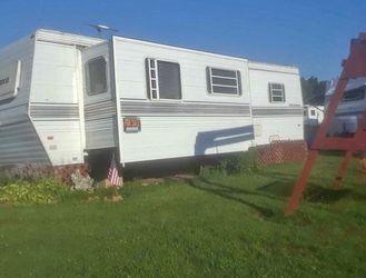 1997 Dutchmen Travel Trailer/camper for Sale in Grove City,  OH