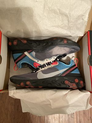Nike React Element Limited Edition - size 10.5 for Sale in Owings Mills, MD