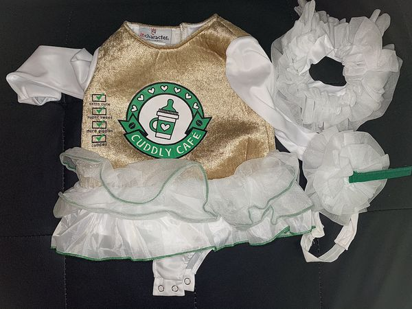 Cappuccino Infant Costume