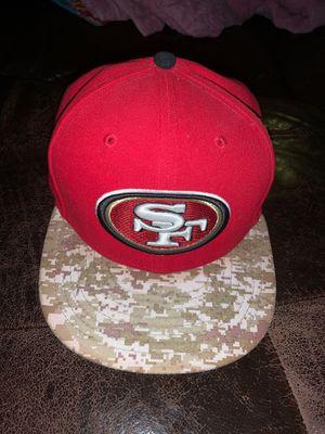 49er hat for Sale in Buena Park, CA