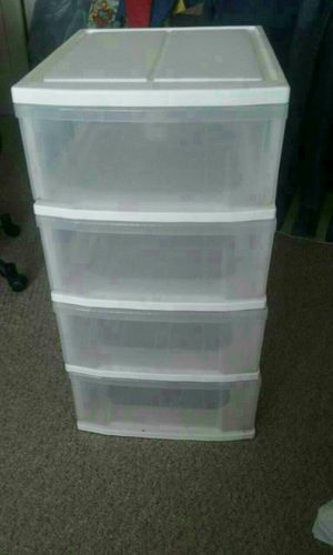 4 Drawer Storage for Sale in Cambridge, MA
