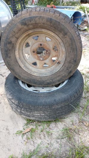 4-lug galvanized 12 in for Sale in Pensacola, FL