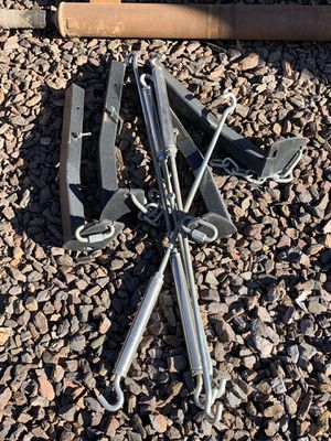 Slide in camper anchors for Sale in Phoenix, AZ