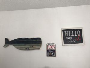 Nautical wall decor for Sale in Covina, CA