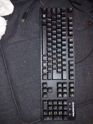 Steelseries 6GV2 mechanical keyboard for Sale in Greenville, NC