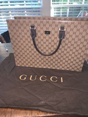 Gucci Computer/Briefcase for Sale in Durham, NC