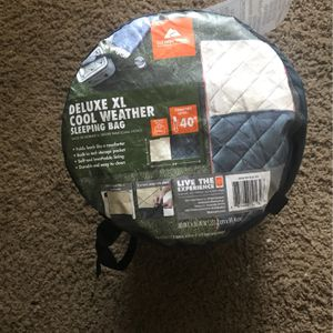 Deluxe Xl Sleeping Bag for Sale in Tigard, OR