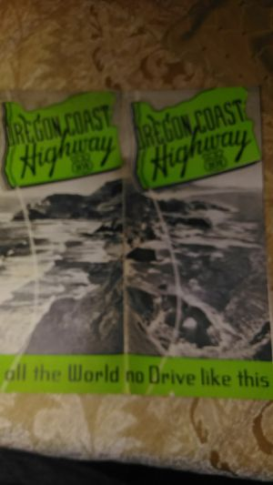 Vintage highway 101 Guide for Sale in Everett, WA