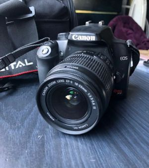 Canon camera for Sale in Atlanta, GA