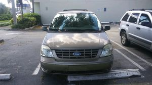 2006 MINIVAN FORD FREESTAR for Sale in Miami, FL