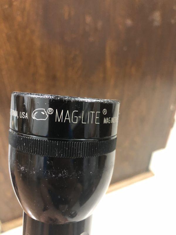 Mag-Lite Flashlight