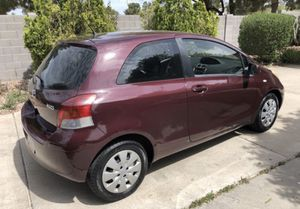 2010 Toyota Yaris hatchback 30,011 miles. Excellent condition! for Sale in Mesa, AZ