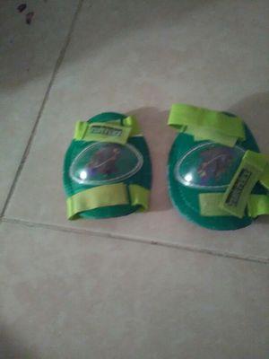 Ninja turtle knee pads for Sale in Lake Park, FL