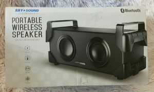 Bluetooth portable wireless speaker for Sale in San Diego, CA