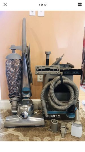 Kirby Sentria 2 Vacuum Cleaner W/Attachments & Shampooer for Sale in Raymond, NH