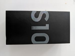 Samsung Galaxy S10 Factory Unlocked Phone with 128GB - Prism Black Brand for Sale in Pembroke Pines, FL