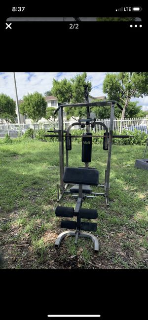 Weights/Smith machine for Sale in Miami, FL