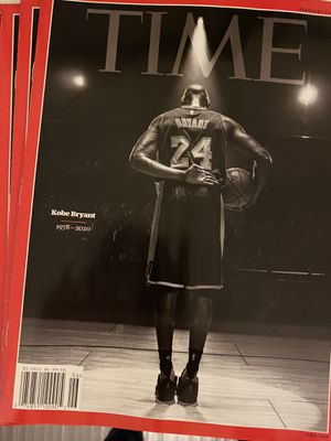 Kobe Bryant TIME magazine for Sale in Artesia, CA