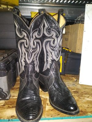 Genuine cowboy boots for Sale in Everett, WA