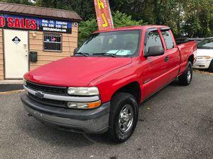 2002 Chevrolet Silverado (*$500 Instant Rebate off Asking Price) for Sale in Lynchburg, VA