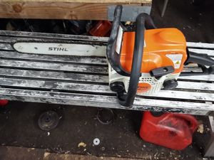 Stihl chainsaw Ms 170 for Sale in Fort Worth, TX