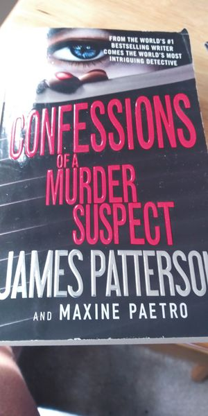 Confessions of a murderer suspect James James Patterson for Sale in Washington, DC