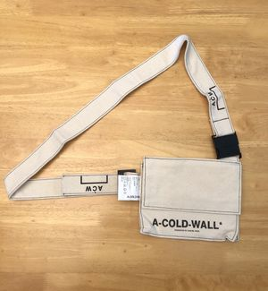 ACW A Cold Wall Canvas Shoulder Bag for Sale in Parkersburg, WV