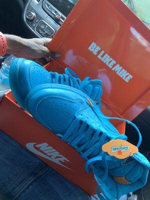 Jordan Retros 1 Gatorade Blue size 11 for Sale in Victor, NY