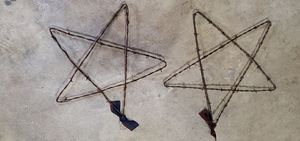 OLD. WIRE. STARS for Sale in Tumwater, WA