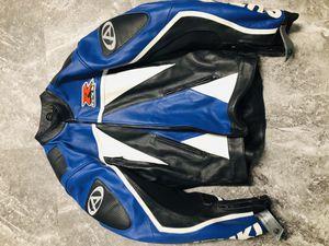 Leather Motorcycle Jacket for Sale in Kearney, NE