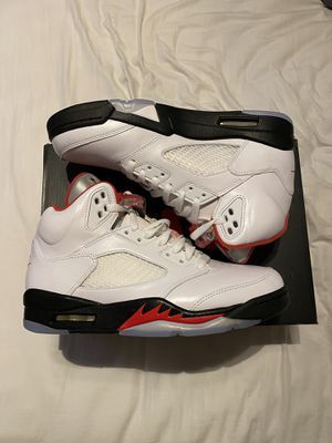 Jordan 5 fire red for Sale in Orlando, FL