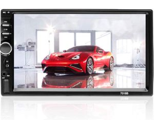 """Car Stereo Bluetooth MP5 Video Digital Player 7"""" Touch Screen 2 Din Car Radio Wireless Remote Control Hands Free Multimedia with Rear-View Camera, Su for Sale in Upland, CA"""
