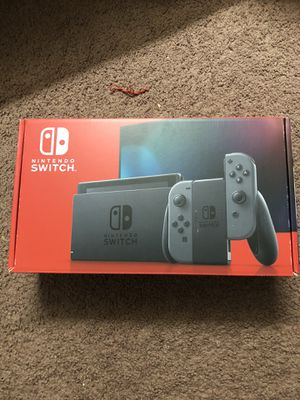 Nintendo Switch Gray Joycon V2 for Sale in Monterey Park, CA