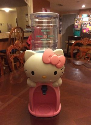 Hello kitty water station for Sale in Nuevo, CA