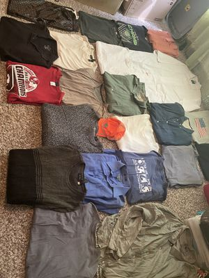 Clothes For Men's XXL for Sale in Rowlett, TX