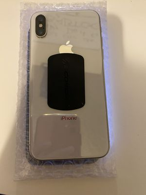 iPhone X 256GB Unlocked for Sale in Fresno, CA