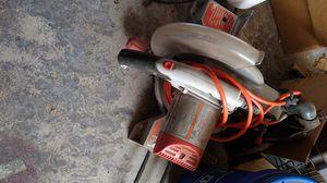 "Rigid 10"" Compound Miter Saw w/New Blade for Sale in Darrington, WA"