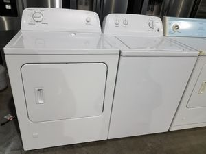 "NICE EXCELLENT CONDITION TOP LOAD WASHER W FRONT LOAD DRYER ""ROPER""SET HEAVY DUTY/SUPER CAPACITY🏡WE DELIVER SAME DAY! for Sale in Dana Point, CA"