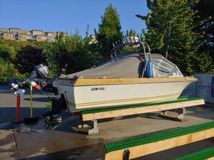 Glasply Boat 19.5 for Sale in Redmond, WA
